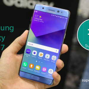supersu for glasxy note 7