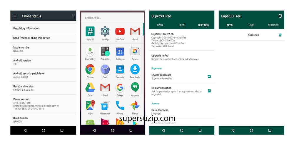 supersu zip and APK Download - SuperSU 2 82 zip Latest